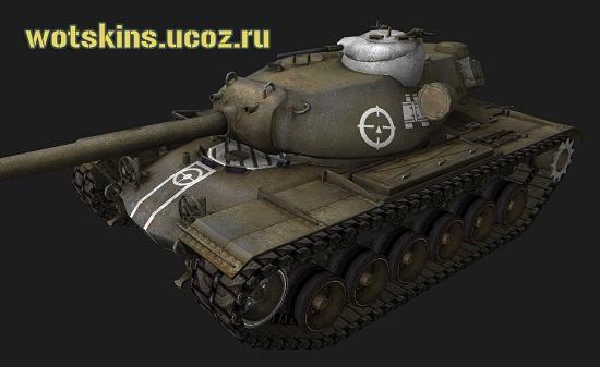 Данные шкурки с зонами пробития для World of Tanks 0.8.1. проверялись в рельном бою, при стрельбе по зонам пробития.